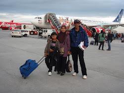 LCCT ke Beijing 11-15/1/2012