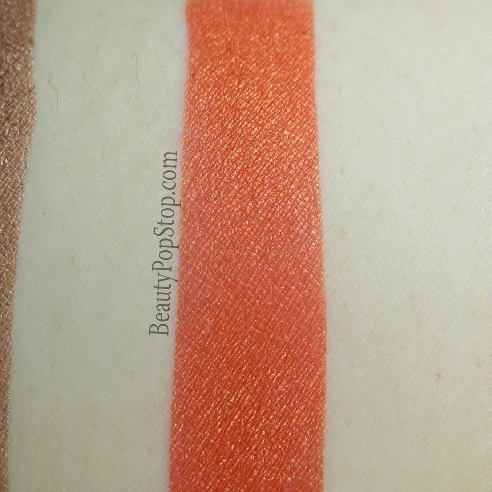 makeupforever artist shadow me-734 swatch and review