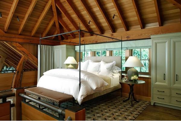 Chambre plafond en pente - Chambre avec plafond en pente ...