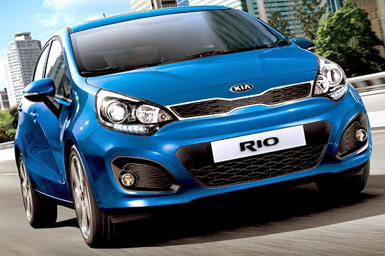 Spesifikasi KIA All New Rio