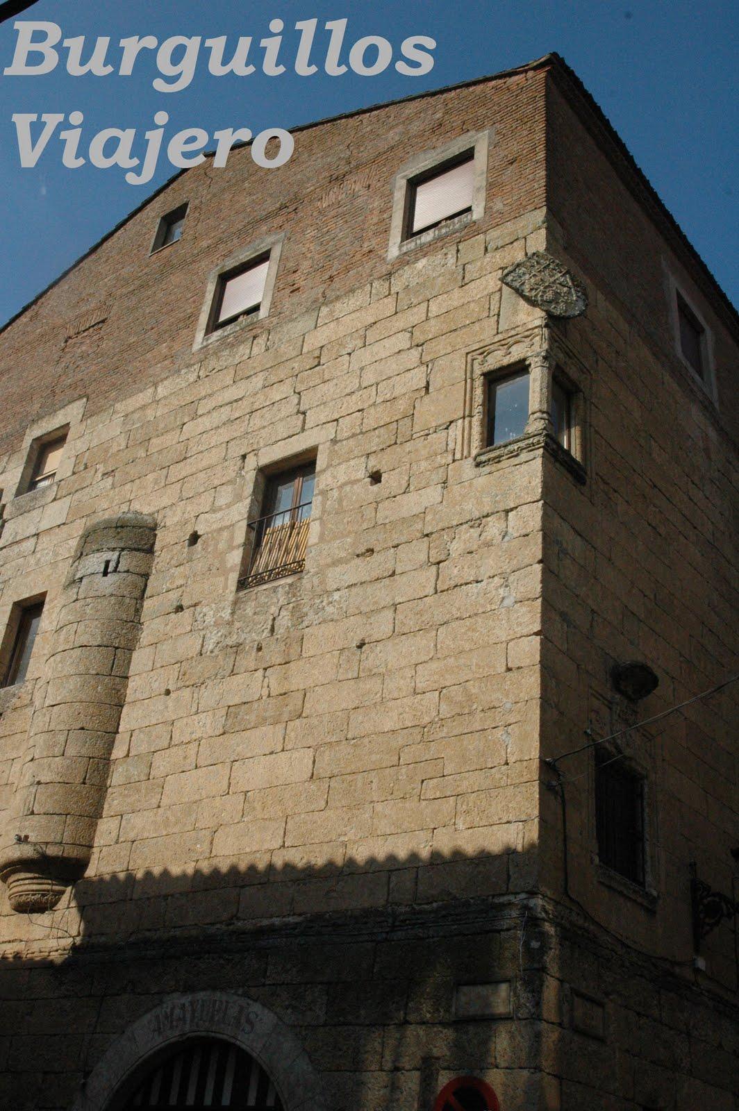 Burguillos viajero 249 ciudad rodrigo i salamanca 30 de junio de 2006 - Casa de la cadena ...