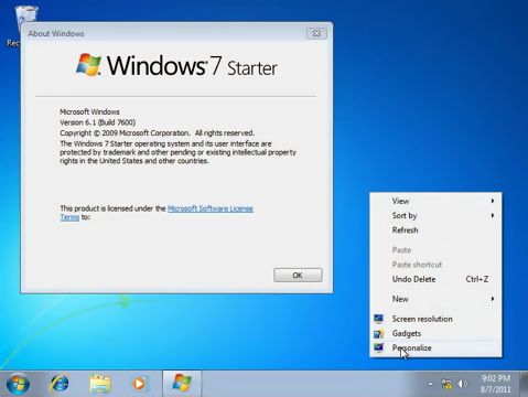 aero patch windows 7 starter and home basic