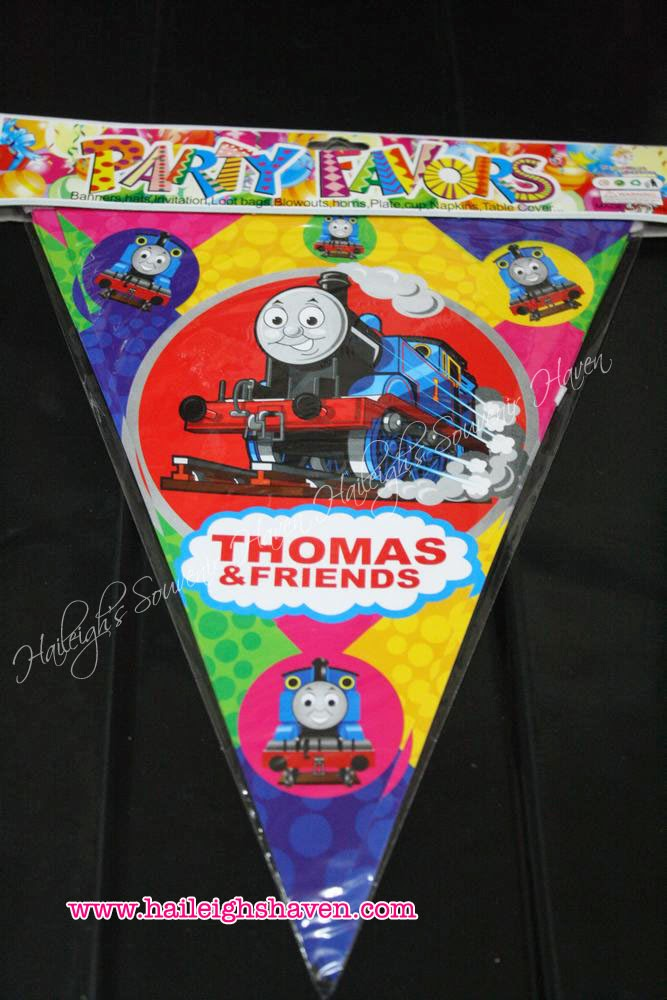 THOMAS THE TRAIN GIVEAWAYS AND PARTY SUPPLIES | Haileigh's Souvenir ...