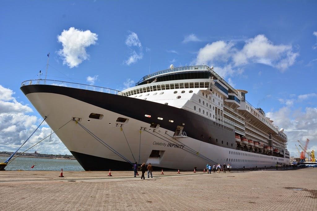 Port of Montevideo Celebrity Infinity