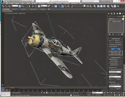 screenshoot+3d+max