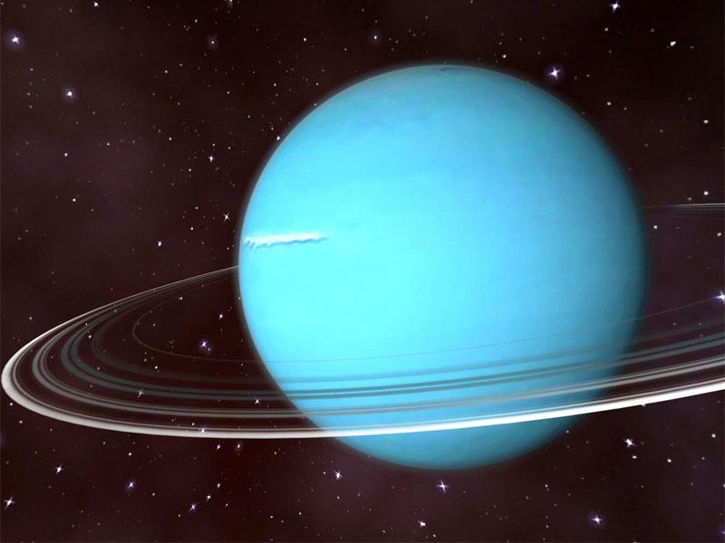 the solar planet uranus moons - photo #14