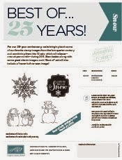 Best of 25 Years (stamp sets)