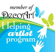 DecoArt Helping Artist