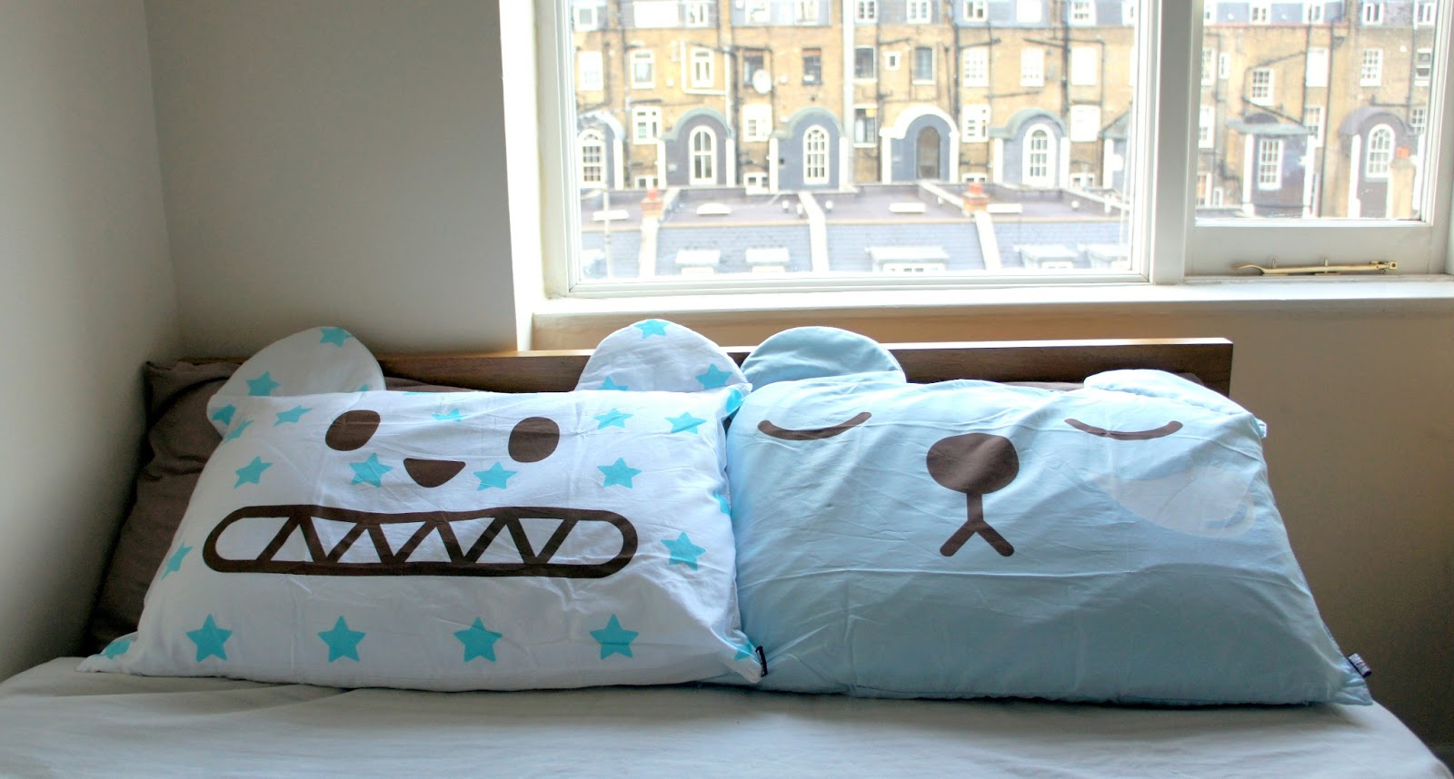 Cute Pillow Cases : somewhere yonder: super-cute pillow cases