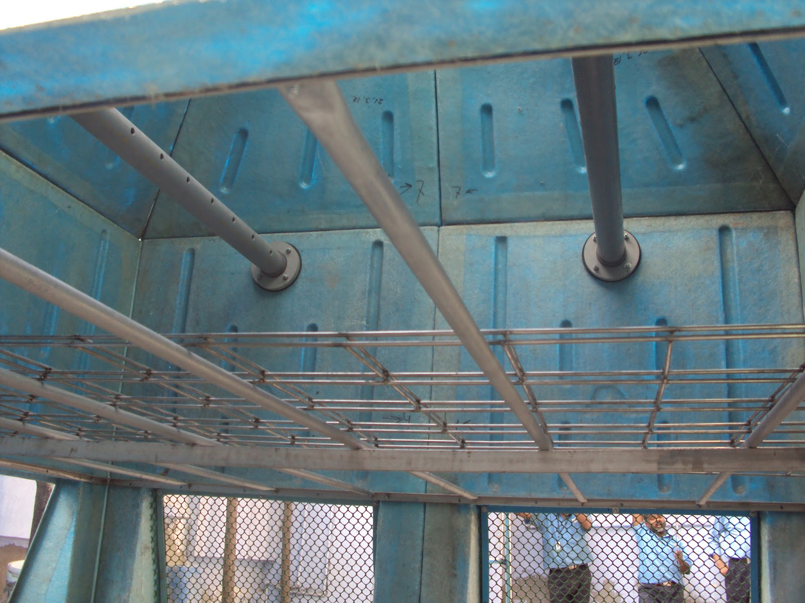 Cooling Tower Solutions Important Parts Of Cooling Towers