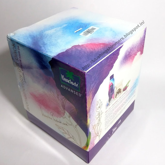 Parachute Advanced Aromatherapy Oil Special Edition Gift Pack