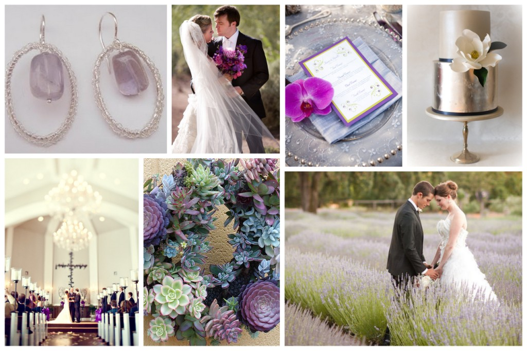 Purple Shimmer Shine Inspiration Oh Darling Bride A South African