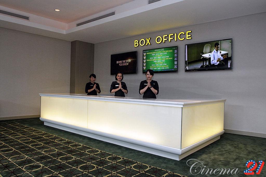 Jadwal Bioskop MEGA XXI Bengkulu