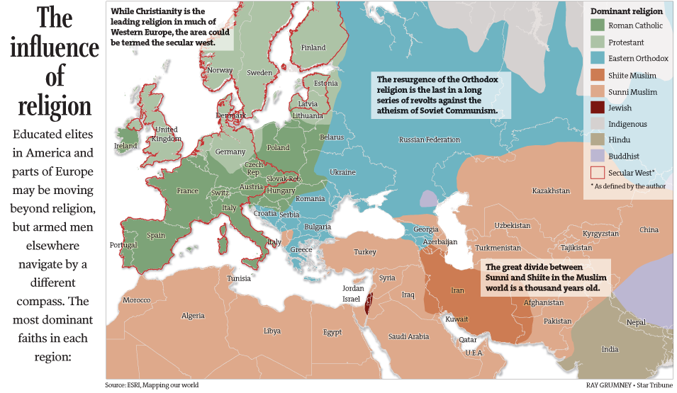 ANTHROPOLOGY OF ACCORD Map on Monday The Communal Loyalties that