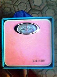 alat ukur timbangan berat badan