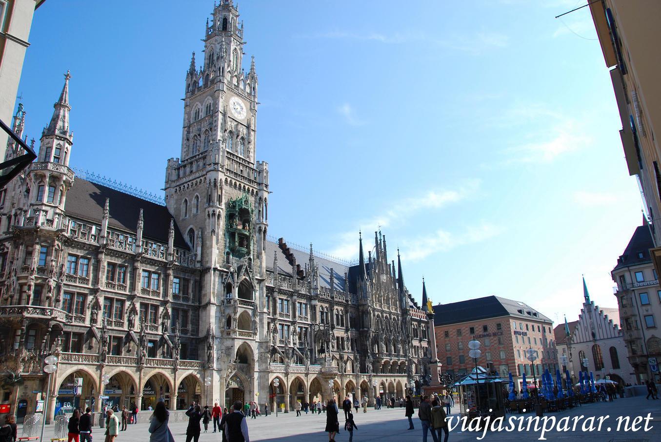 Viaja sin parar for Oficina turismo munich