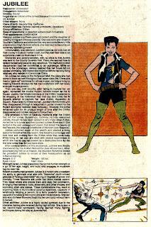 Jubilo (ficha marvel comics)