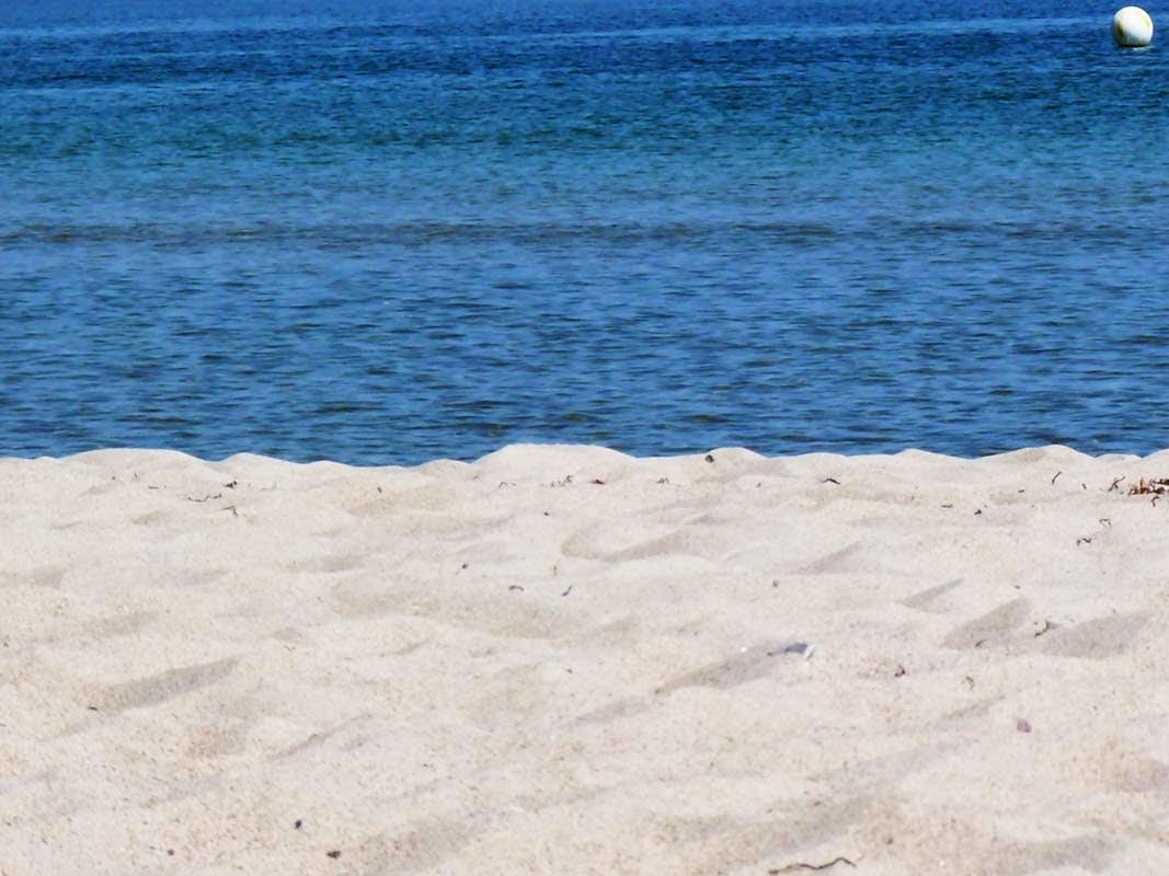 Ostsee Strand, Strandurlaub, Ostseestrand