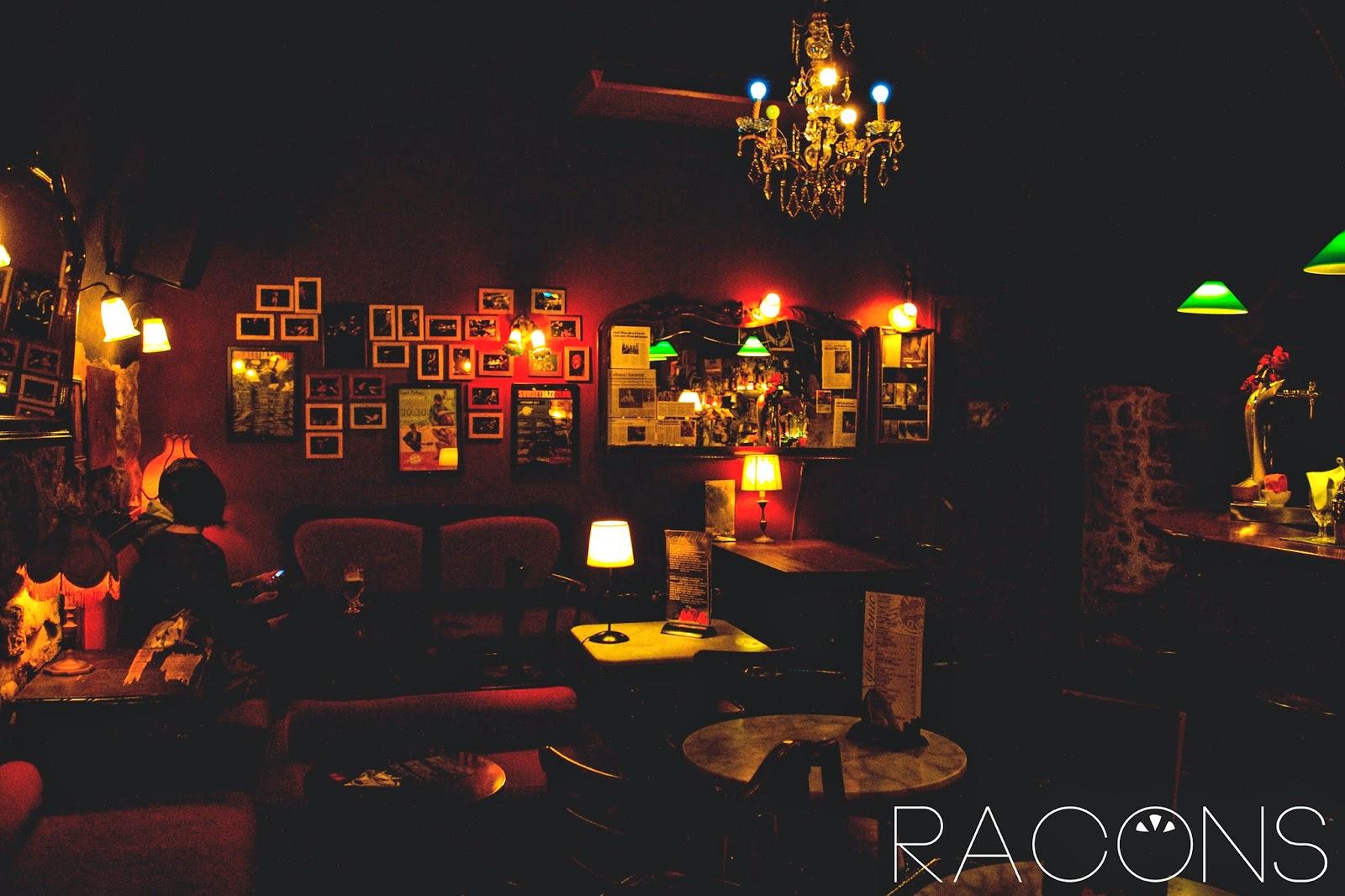 Saló sunset jazz club girona