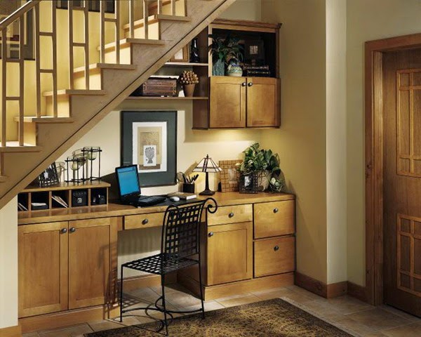 100 storage spaces cabinets and stunning shelves for Under the stairs cabinet