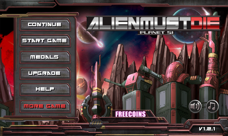 Alien Must Die! 3D (TD Game) Mod Apk (Unlimited Coins)