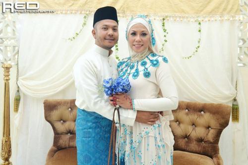 Majlis Resepsi Hani Nur Zara - Anak Julie Dahlan dan Shamsul Akmar - Adik Hattan