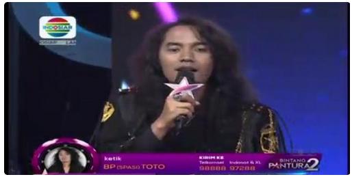 Peserta Bintang Pantura 2 yang Turun Panggung Tgl 09 Oktober 2015 (Babak 6 Besar)