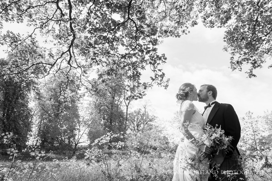 Spring Wedding Askham Hall