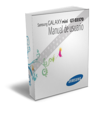 manual de usuario de samsung galaxy mini gt55570