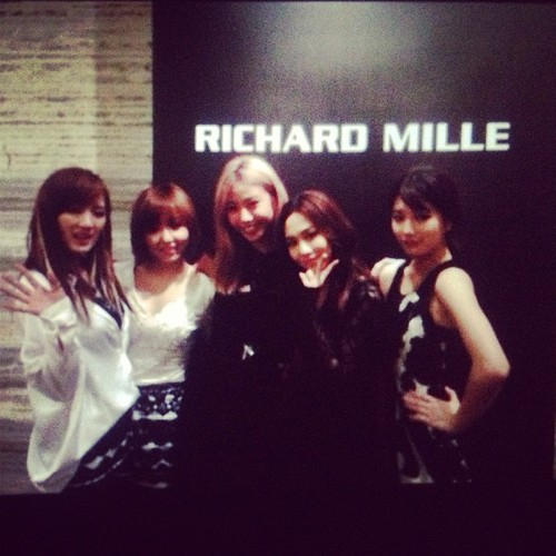 Suzy Miss A 2012 Concert Richard Mille Singapore