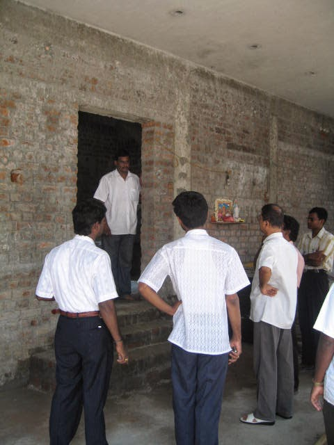 s.a chandrasekhar meeting