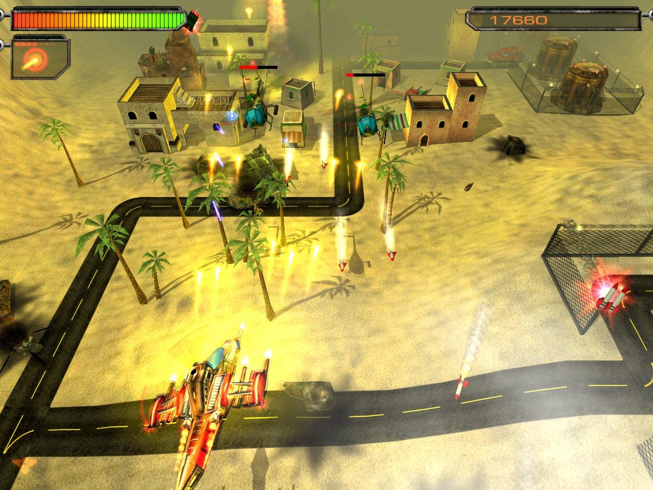 Download Air Strike 2 - Gulf Thunder Game