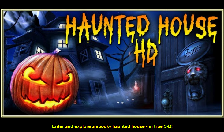 Haunted House HD Paid Live Wallpaper APK Free