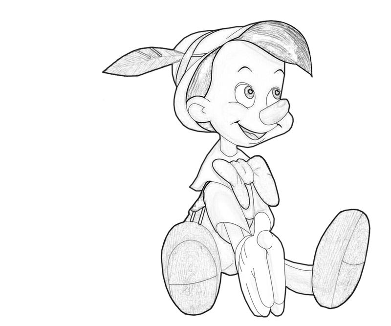 pinocchio-funny-coloring-pages