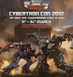 Cybertron Con 2012