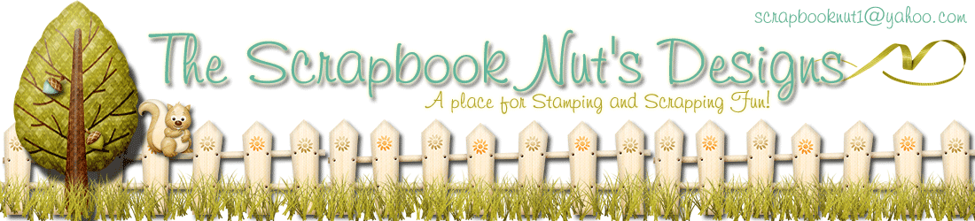 The Scrapbook Nut's Blog