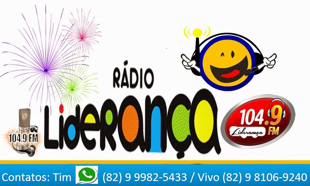 Radio Liderança FM - Santana do Ipanema-AL