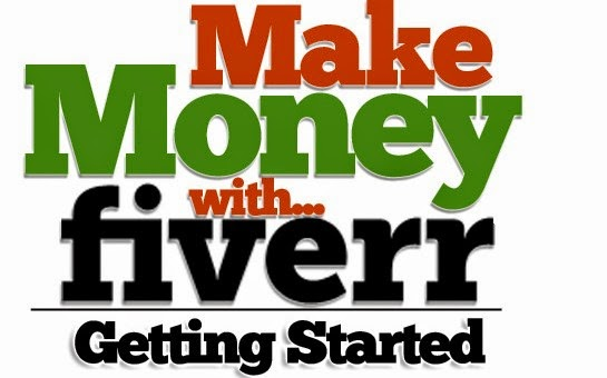 Make money from fiverr