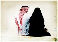 Muslim Man And Women