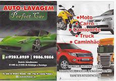 LAVAGEM PERFECT CAR \ PROMOÇÕES ESPECIAIS CONFIRA