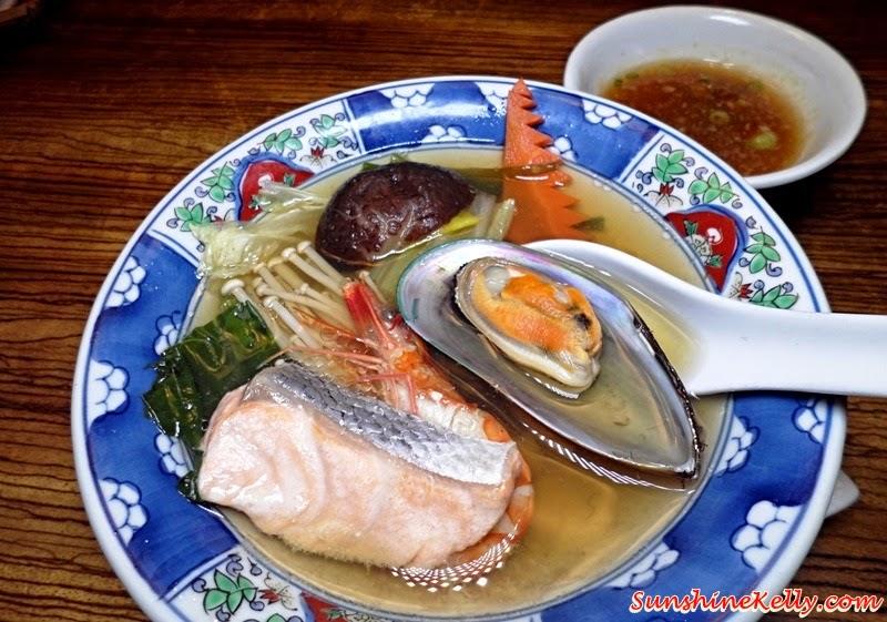 Genji Japanese Restaurant, Hilton Petaling Jaya, Osaka Tokyo Menu, Japanese Food, Kaizen Mushi