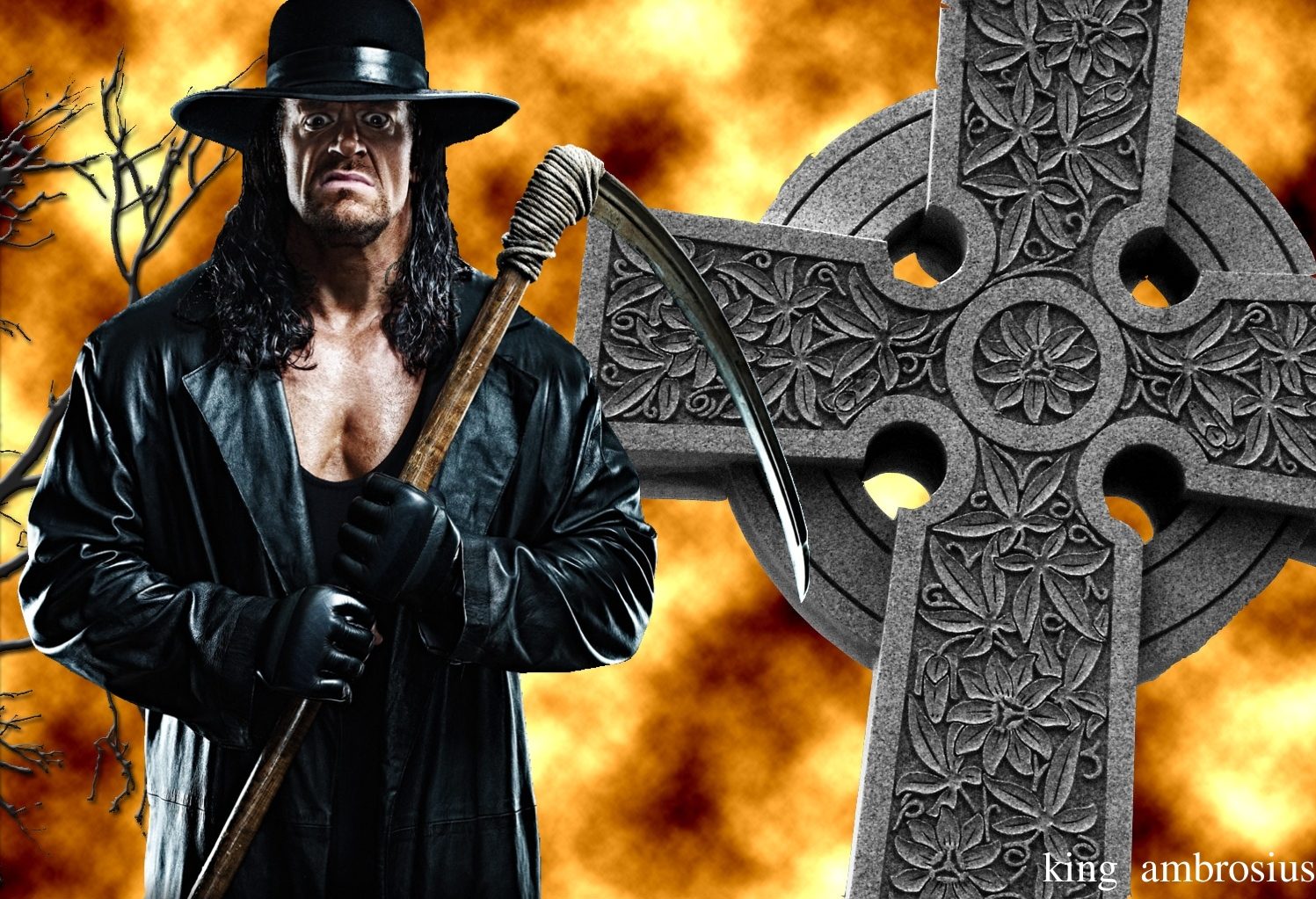 All about wrestling wwe the undertaker hd wallpapers wwe the undertaker hd wallpapers voltagebd Images