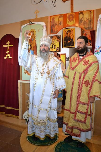 Хиротония Епископа Нектария (Иванковича) Шумадийского