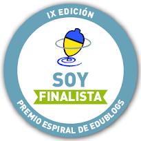 Premio Espiral Edublogs (2015)