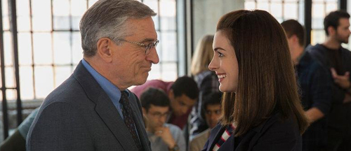 The Intern (2015) Movie Clips and Pictures