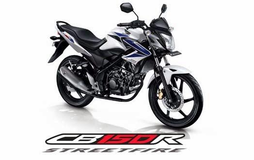 Spesifikasi dan Harga Honda CB150R Street Fire 2014