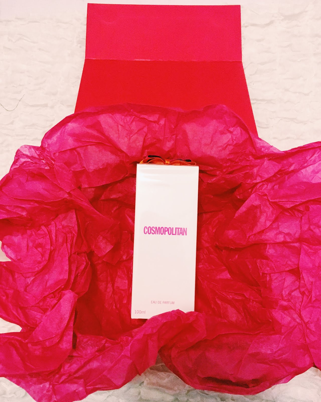 The @cosmo_fragrance Scent Debut & REVIEW
