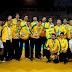 Vôlei masculino do Brasil fica com prata no encerramento do Pan-Americano 2015