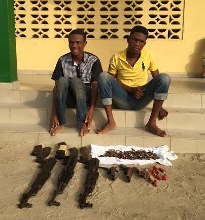 Rivers State Police kill 4 kidnappers and rescues kidnapped victim