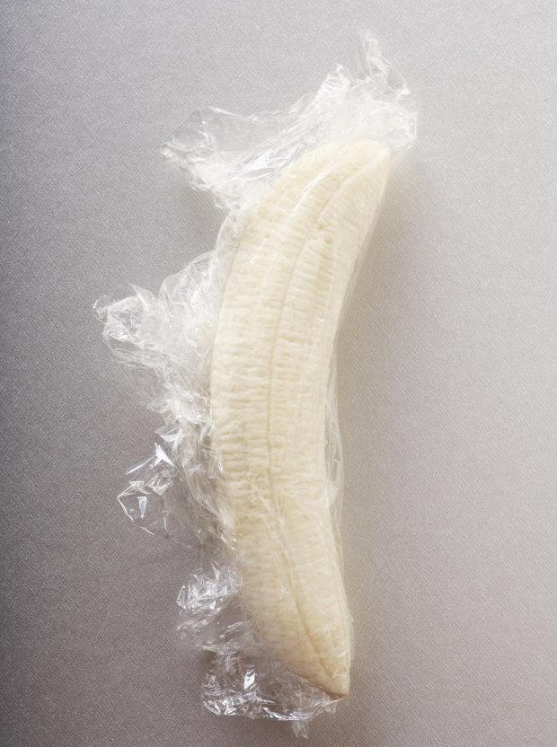 The spray on condom